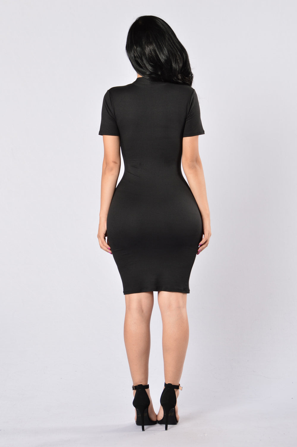 Simply Perfect Dress - Black