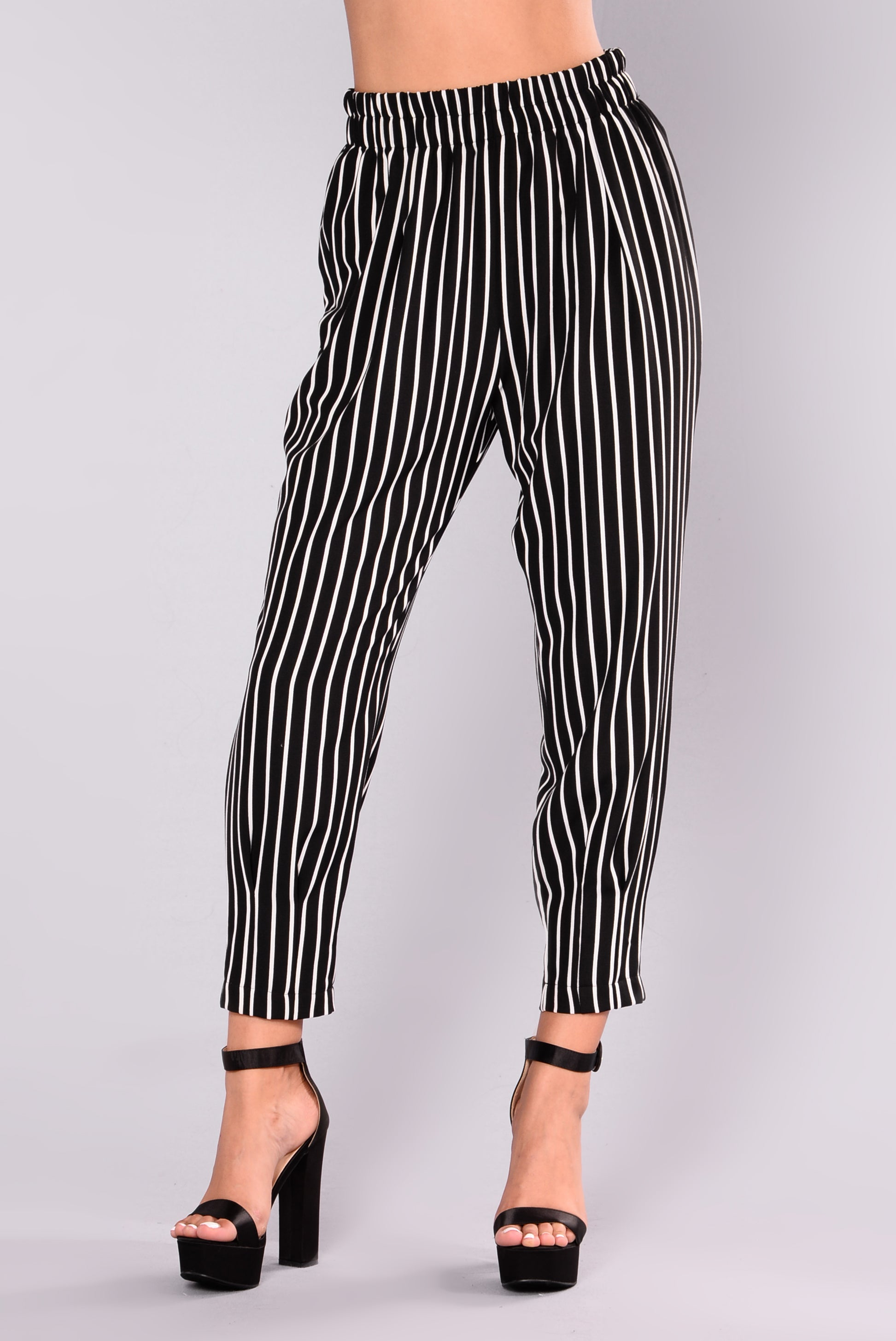 Free shipping BOTH ways on womens black and white pants, from our vast selection of styles. Fast delivery, and 24/7/ real-person service with a smile. Click or call