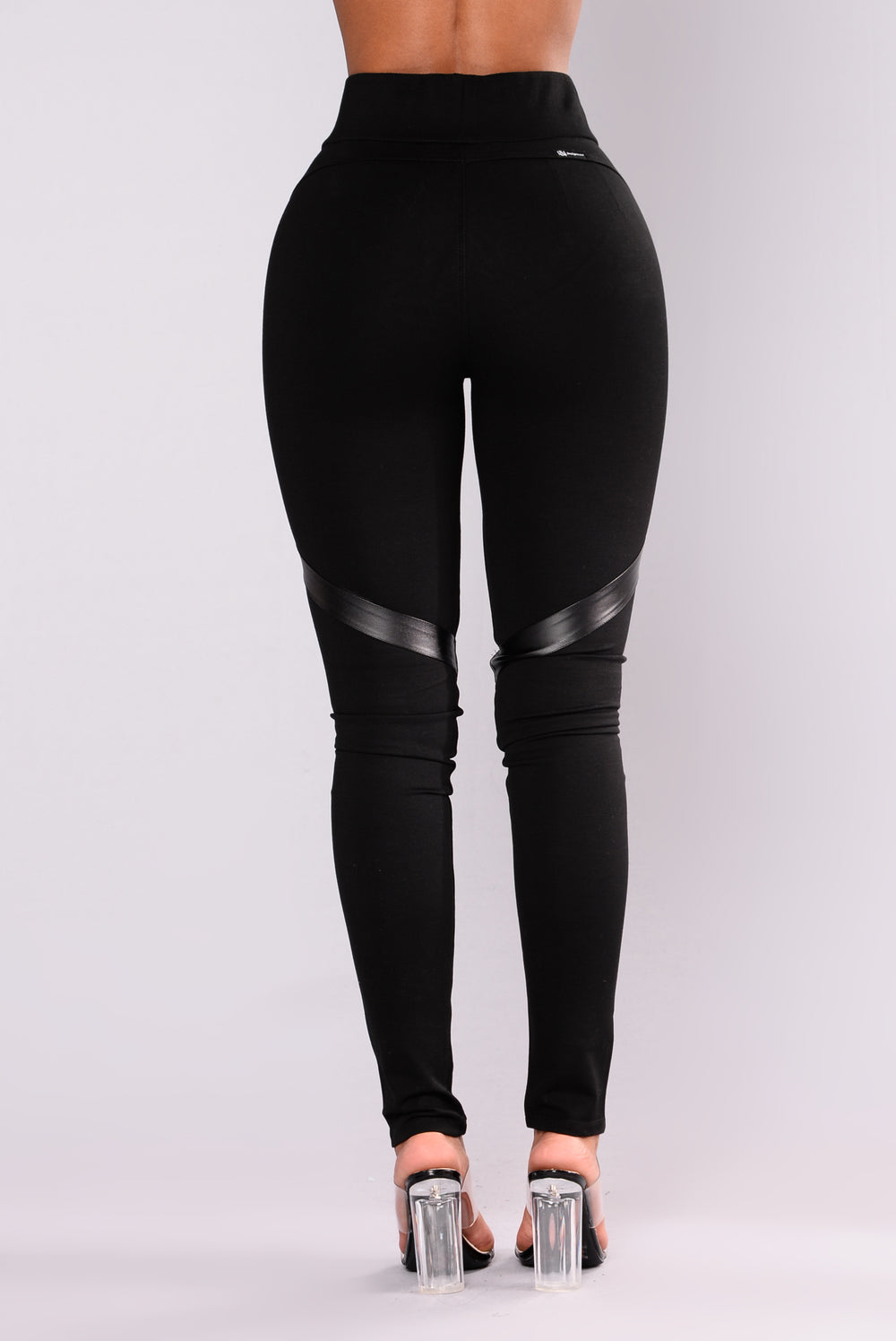 Harley Ponte Pants - Black
