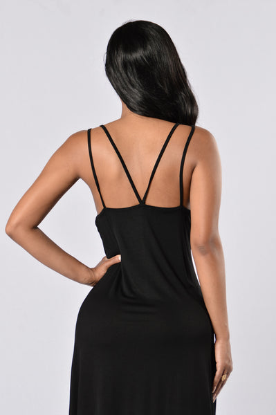 I'm Yours Dress - Black