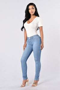 Perfect Jeans - Light Angle 2