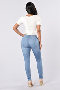 Perfect Jeans - Light Angle 5