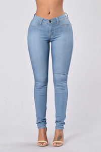Perfect Jeans - Light Angle 1