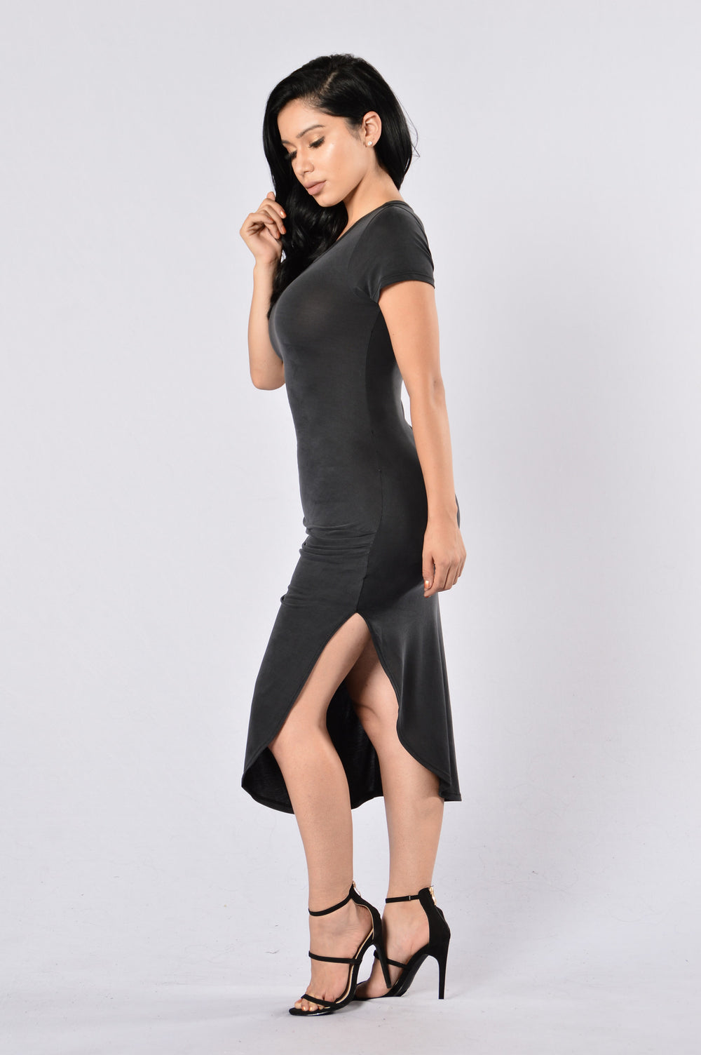 City Dweller Dress - Black