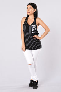 B Yourself Tank - Black