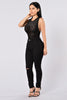 Do A Little Dance Bodysuit - Black