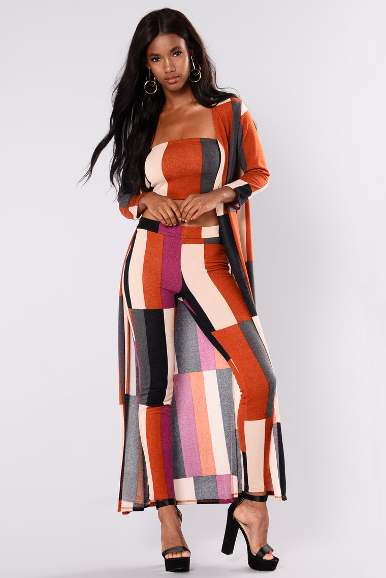 Moda Bella 3 Piece Set - Multi