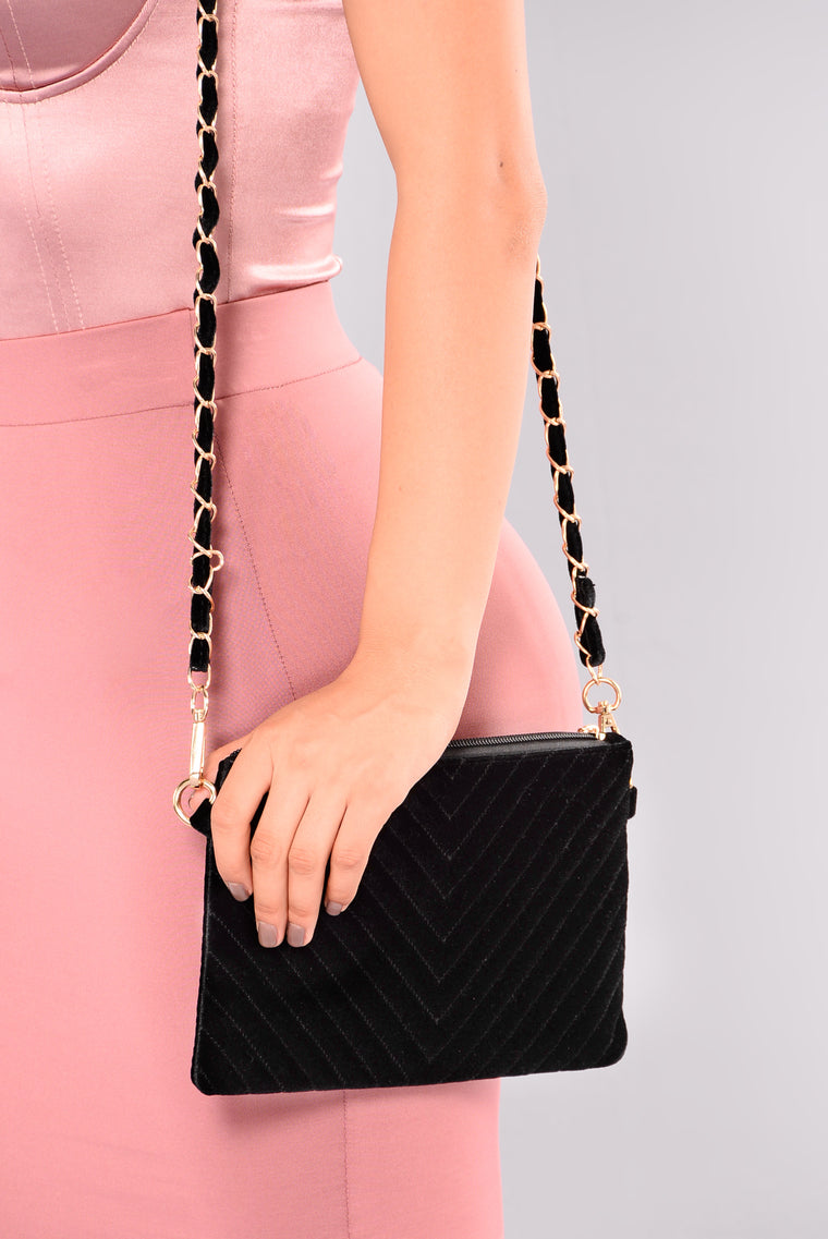 Celeste Crossbody - Black