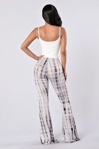 Be Bold Pants - Grey Angle 5