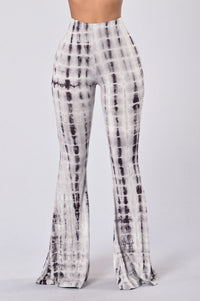 Be Bold Pants - Grey Angle 1
