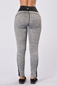 Go For A Run Pants - Black