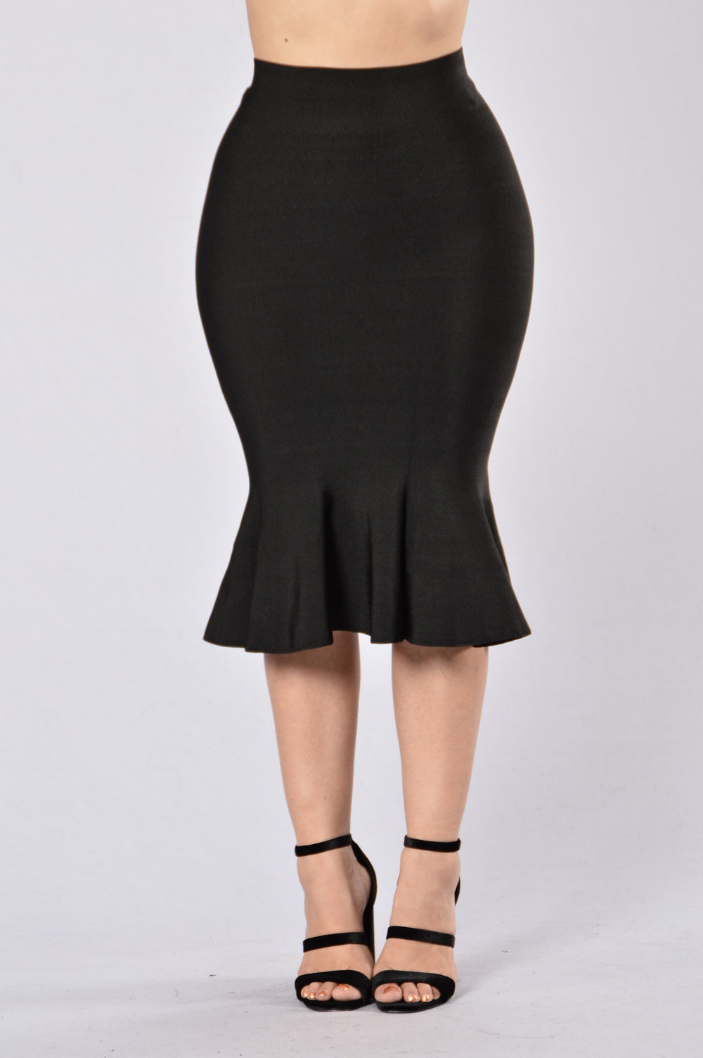 Chime Skirt - Black
