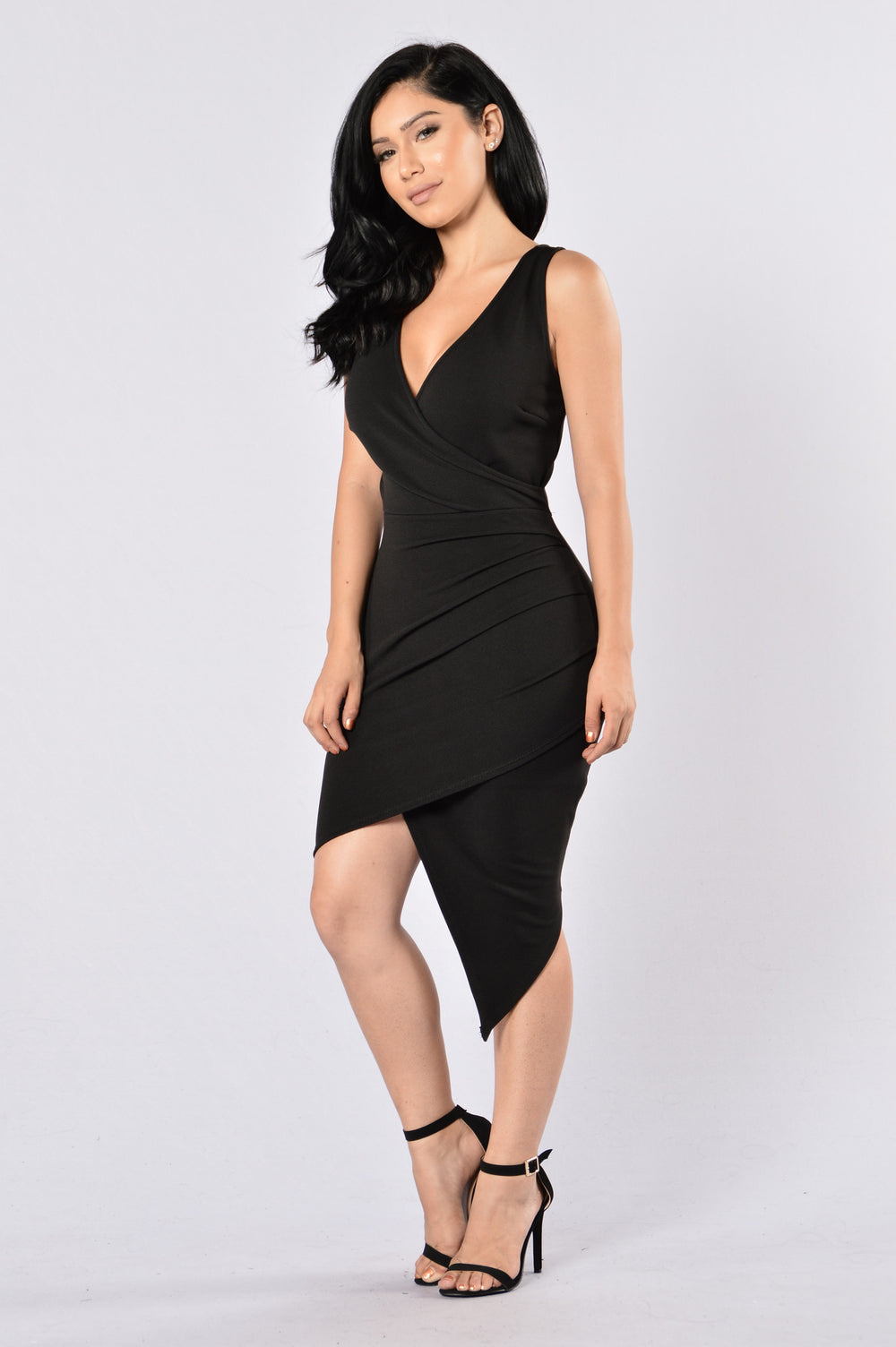 Sway with Me Dress - Black