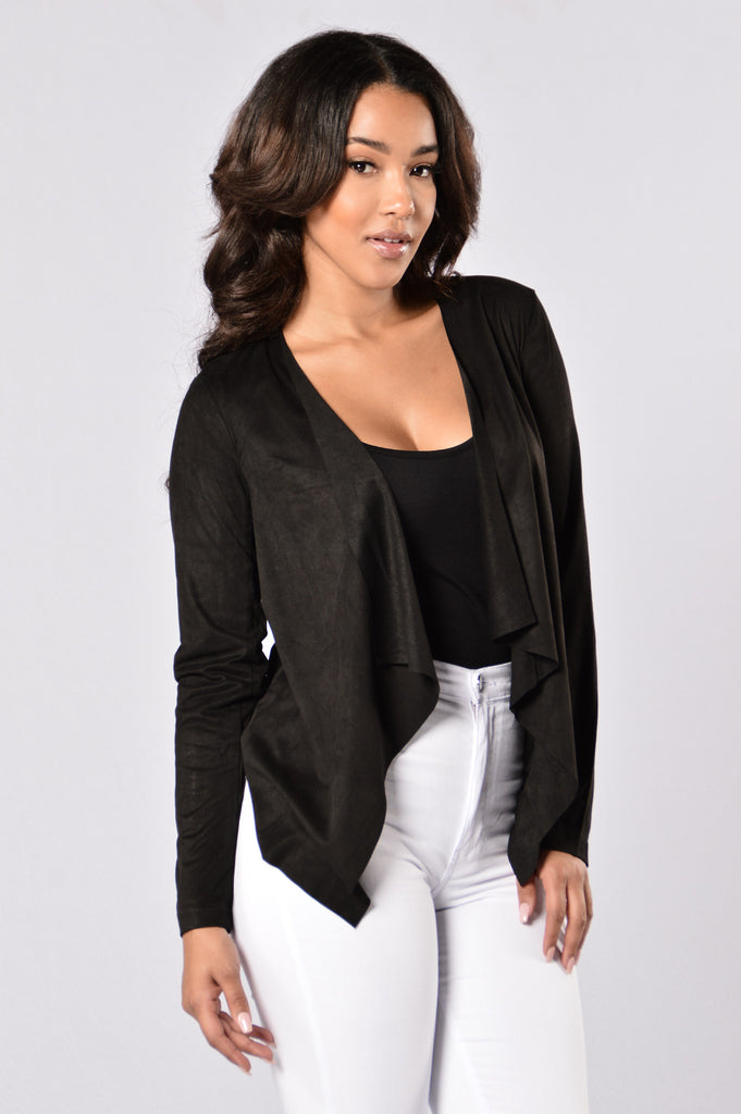 Layers Jacket - Black