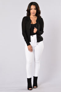Shine Bright Jacket - Black
