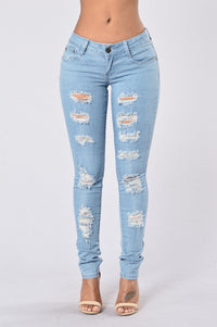 Off Road Jeans - Light