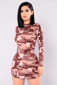 Beverly Hills Troop Tunic - Mauve