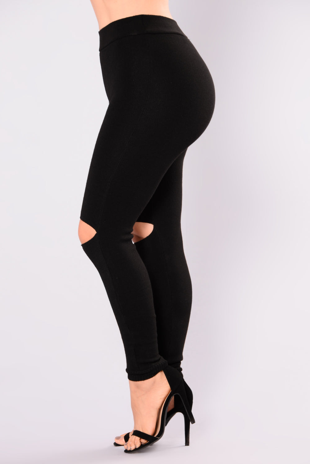Sonja Knit Legging - Black
