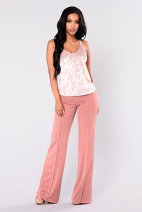 Tammi Top - Dusty Pink