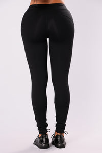 Margareta Active Leggings - Black
