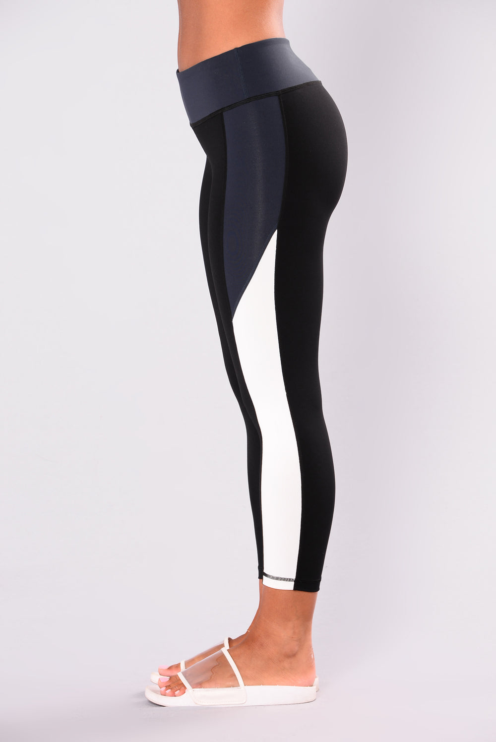 Stay And Play Active Legging - Navy