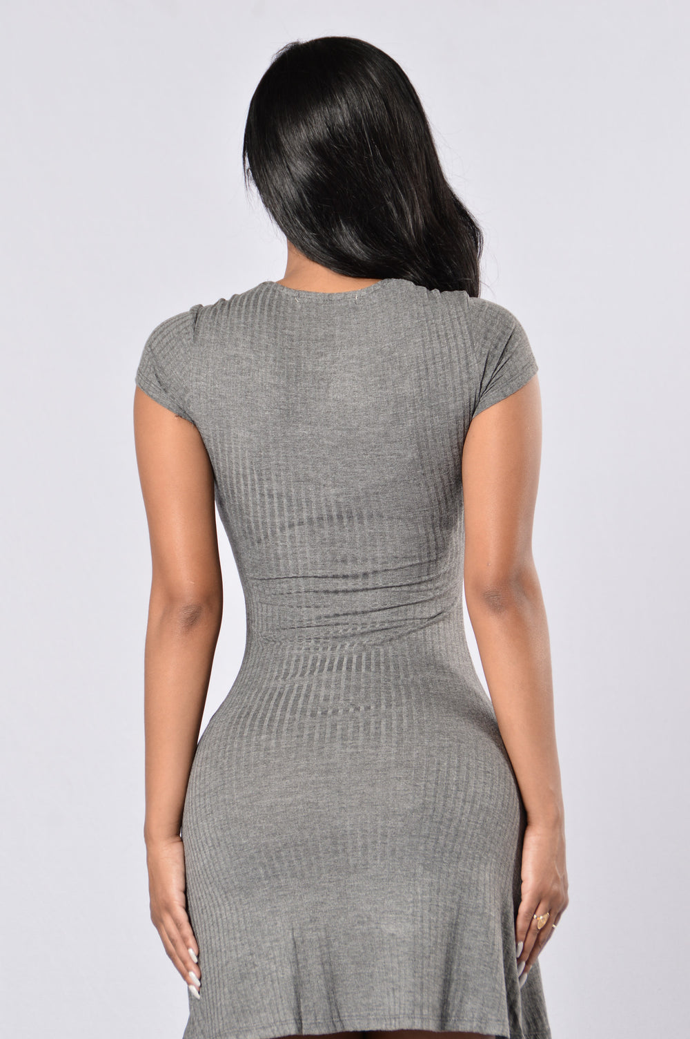 Kala Dress - Dark Grey