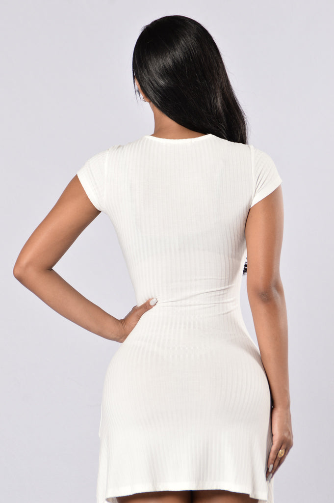 Kala Dress - White