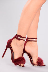 Hailey Heel - Wine