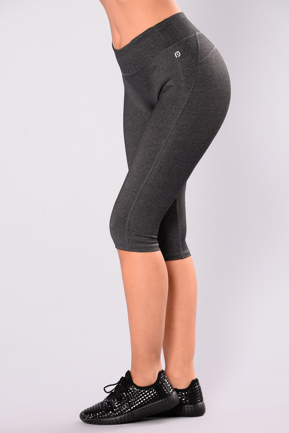Gloria Active Leggings - Charcoal