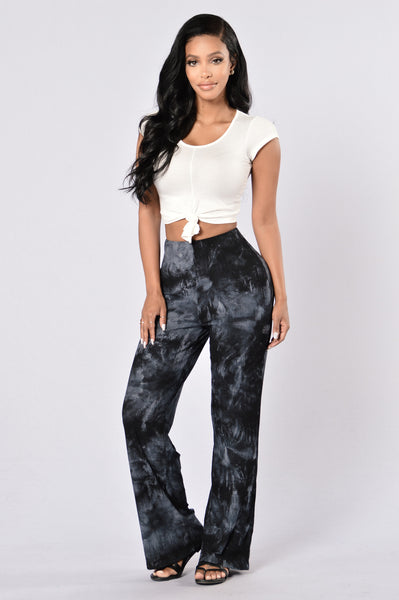 Kickin' It Pants - Black