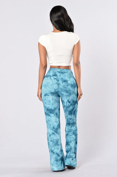 Kickin' It Pants - Blue