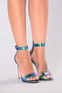 Goddess Heel - Green