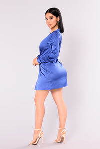 Sugar Free Dress - Royal