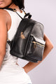 There She Goes Backpack - Black