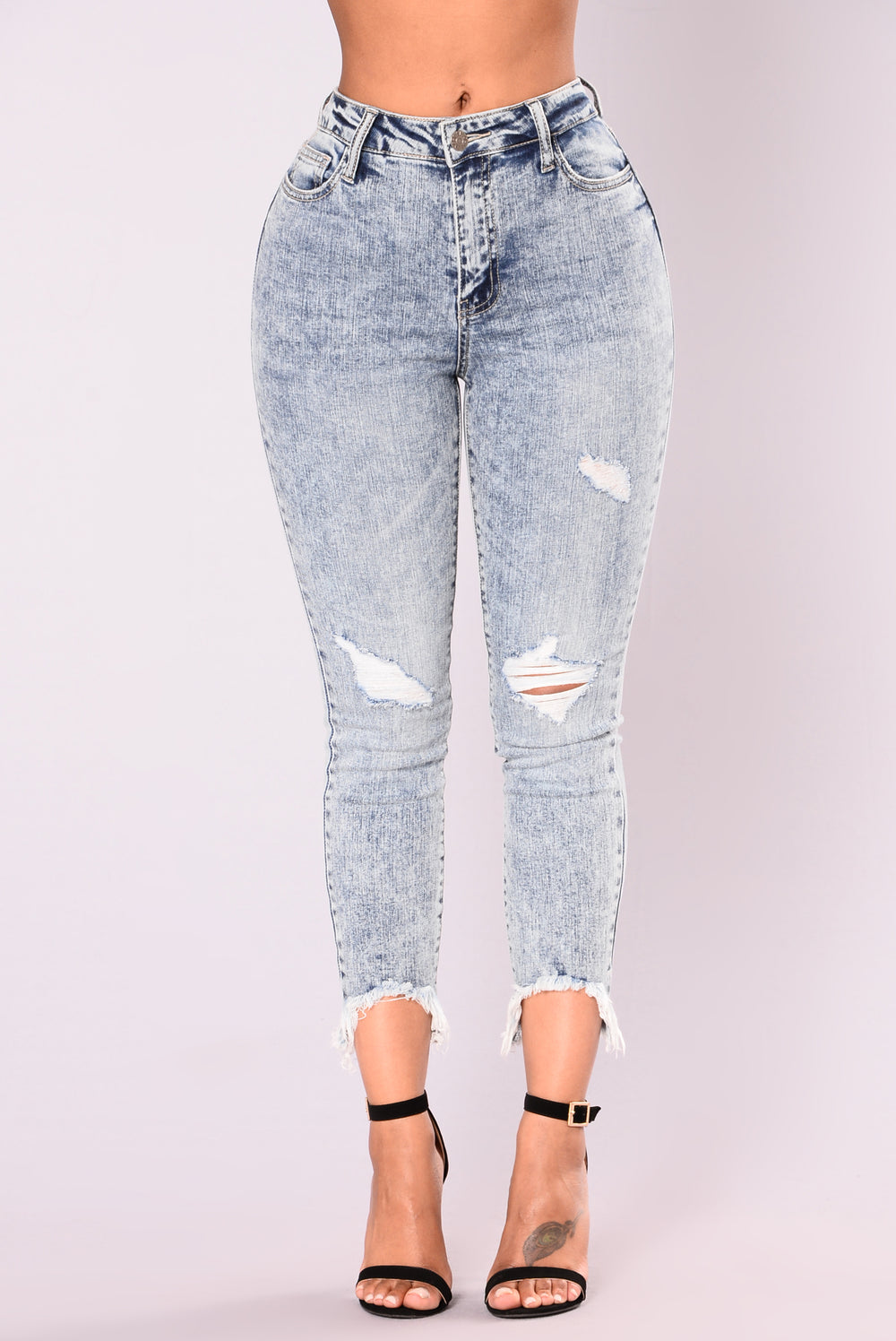 Rosewood Jeans - Light Wash