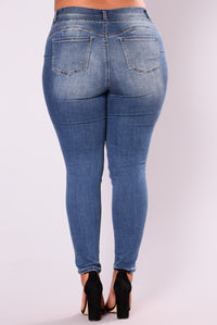 Body Right Booty Shaping Jeans II - Medium