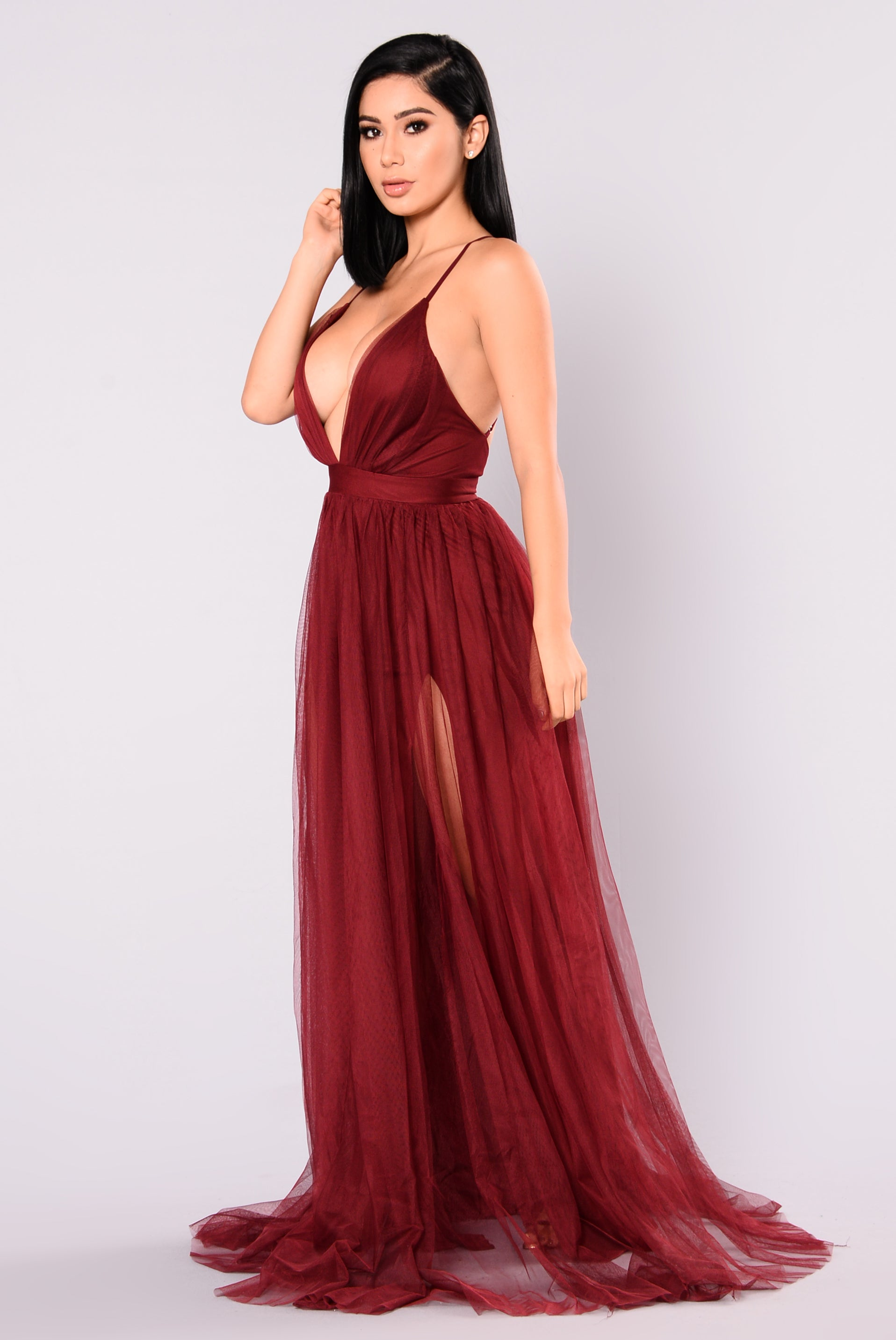 Fashion Dresses Style: On The Runway Maxi Dress