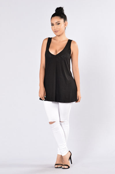 Need a Bodyguard Tank - Black