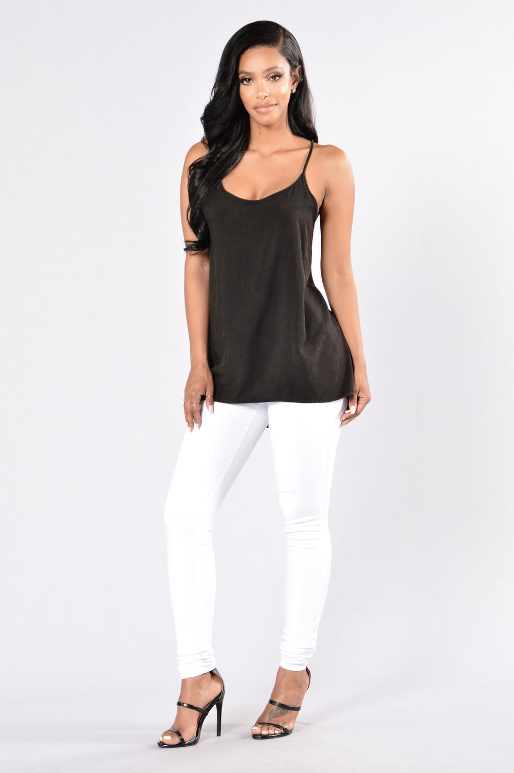 Laurel Top - Black