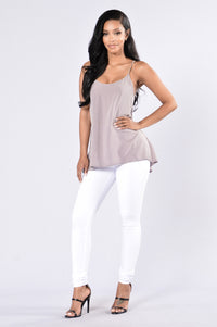 Laurel Top - Grey