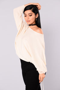 Most Girls Top - Ivory