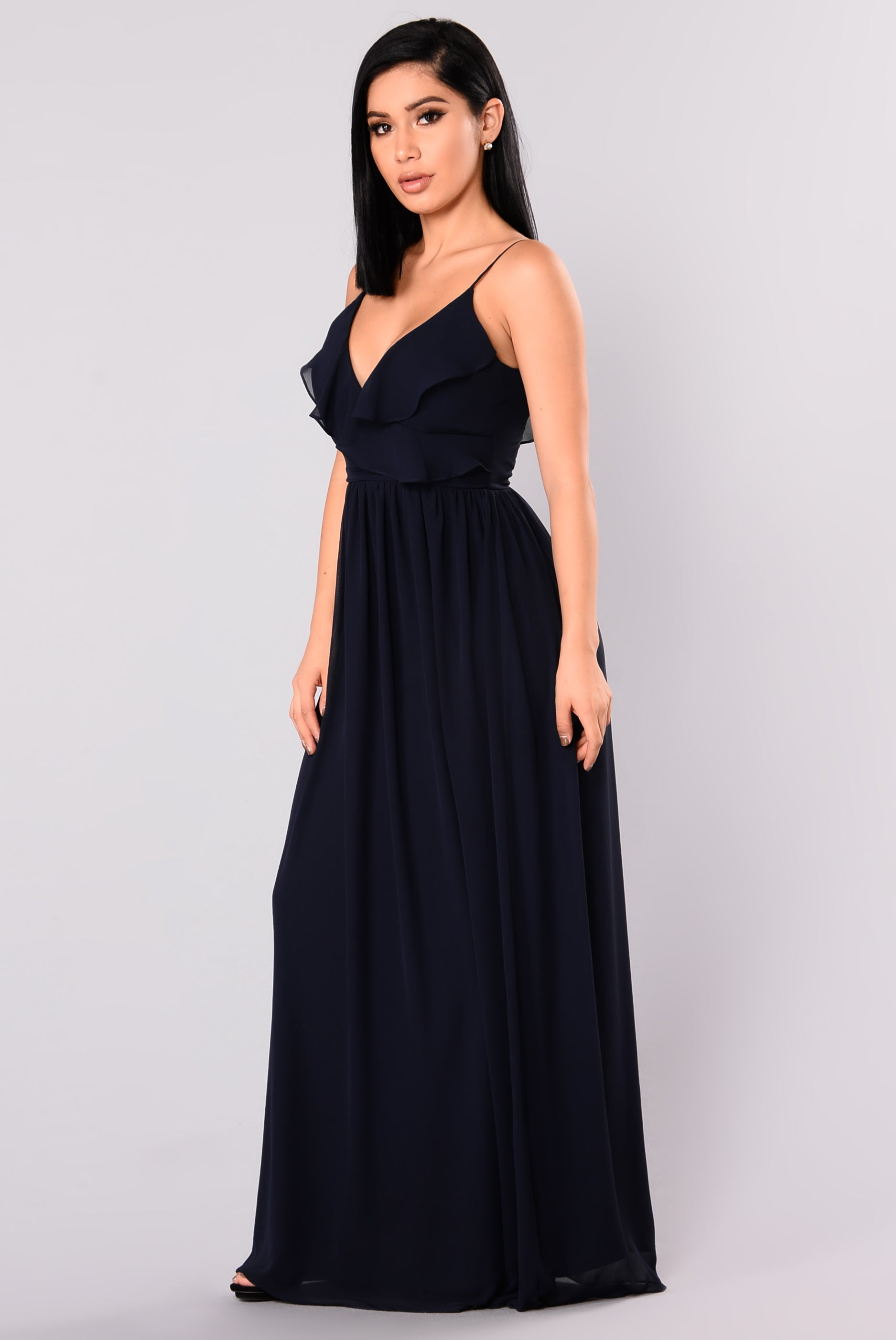 Maxi dress for under 5ft