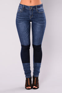 Marvin Skinny Jeans - Dark Denim