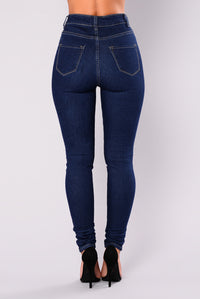 Laguna Skinny Jeans - Dark Denim