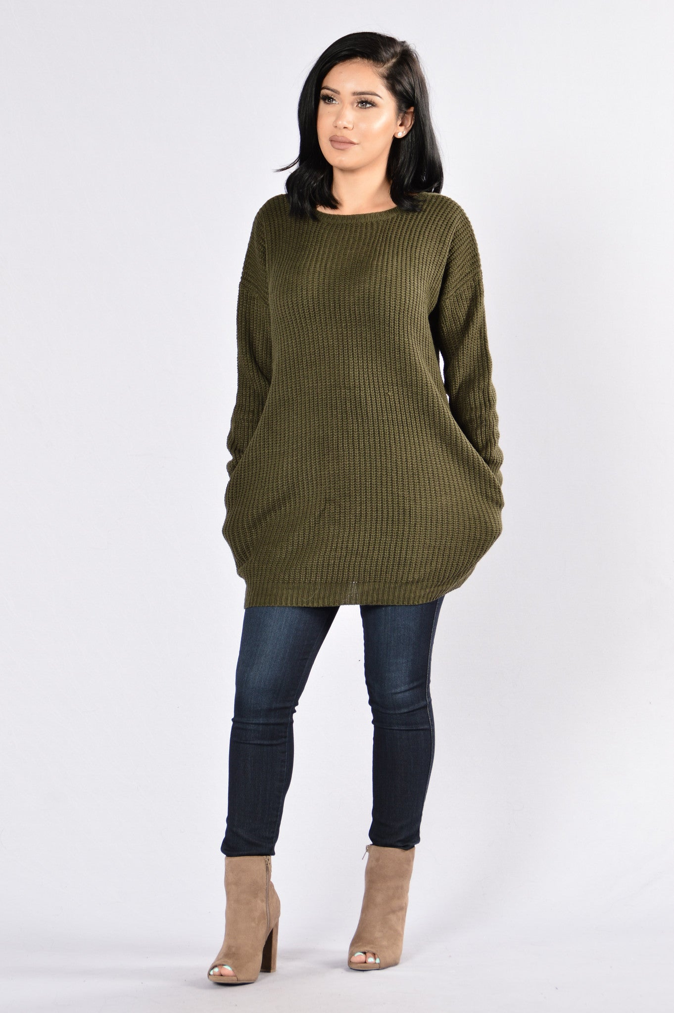 hot cardigans sexy secretary sweater olive