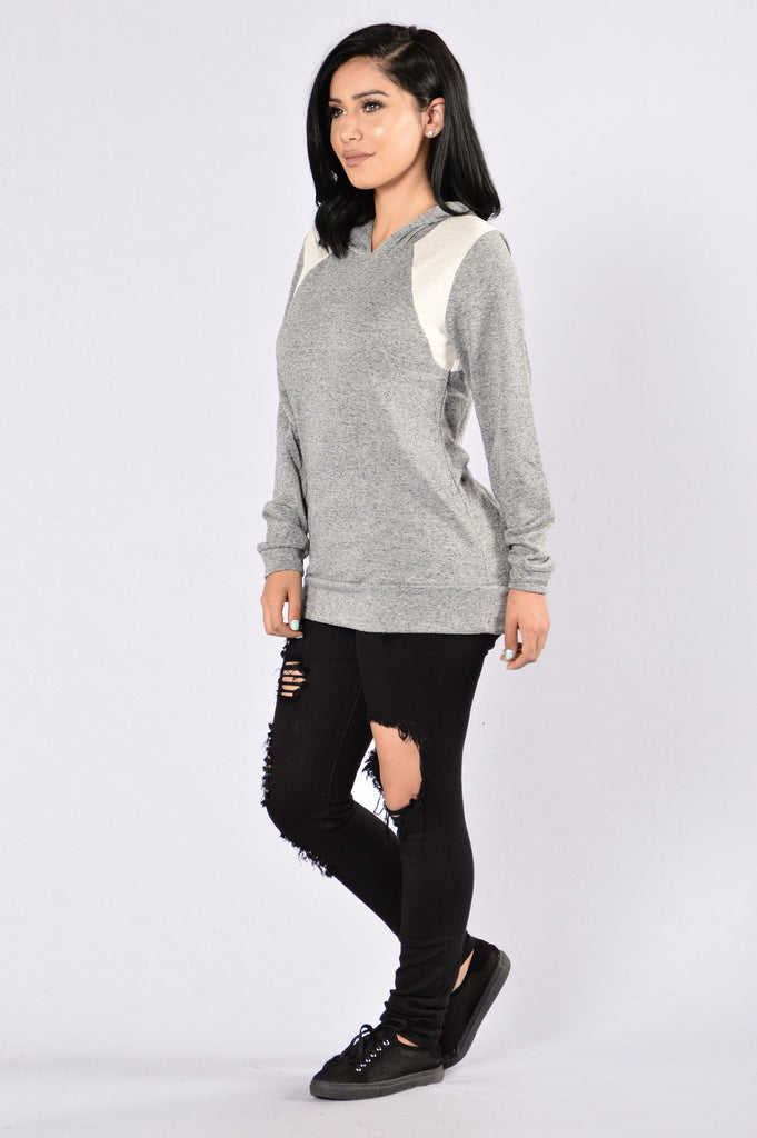 Cool and Comfy Sweater - Black