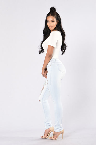 Dreamer Jeans - Light Blue
