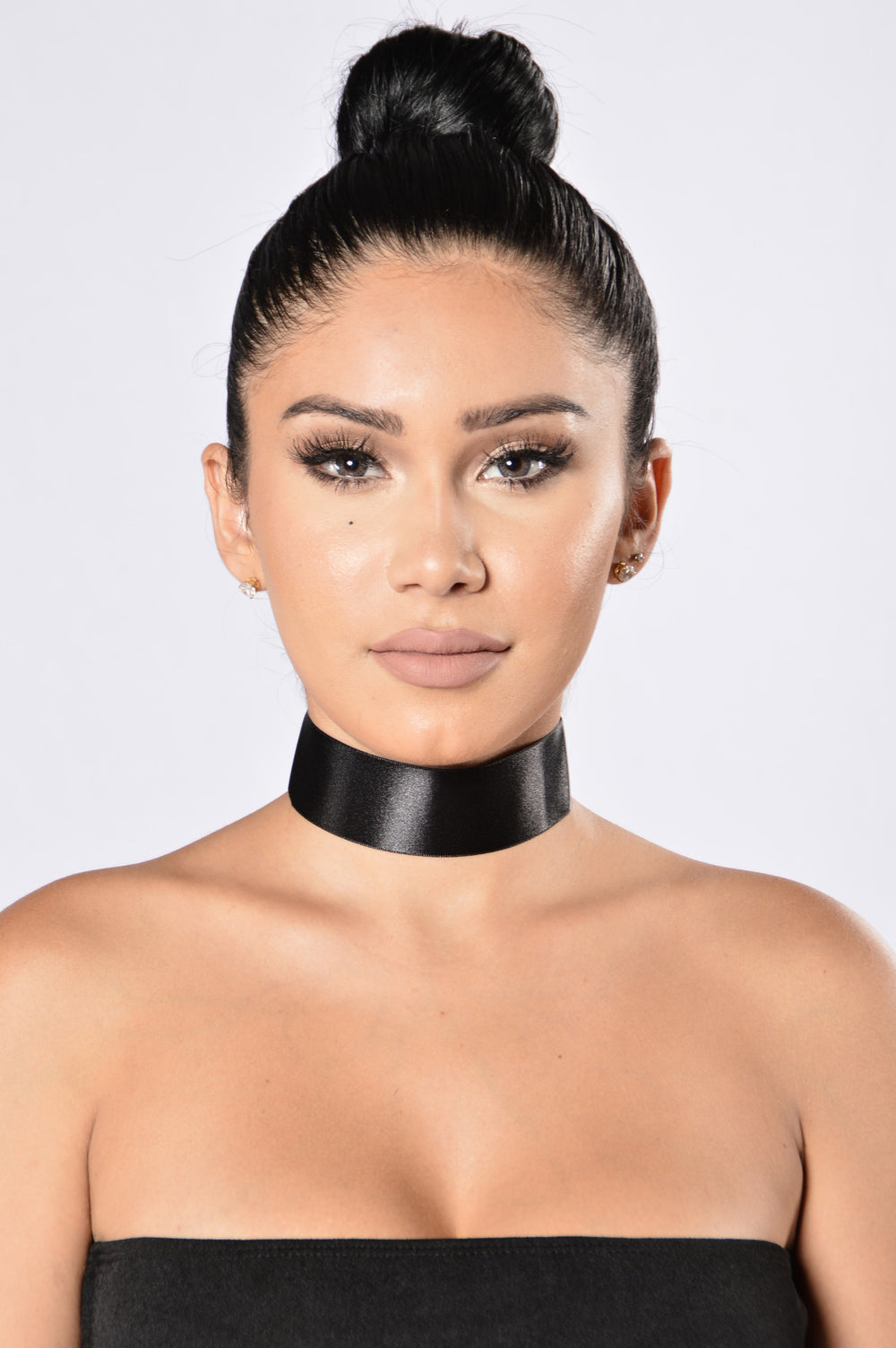 Hide From You Choker - Black