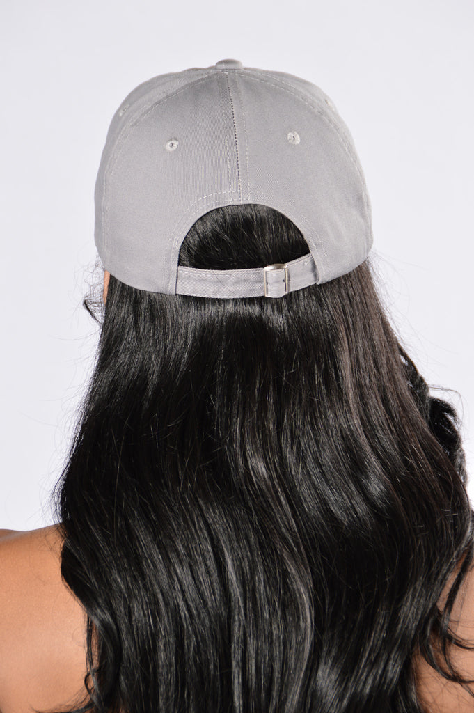 Home Run Cap - Grey