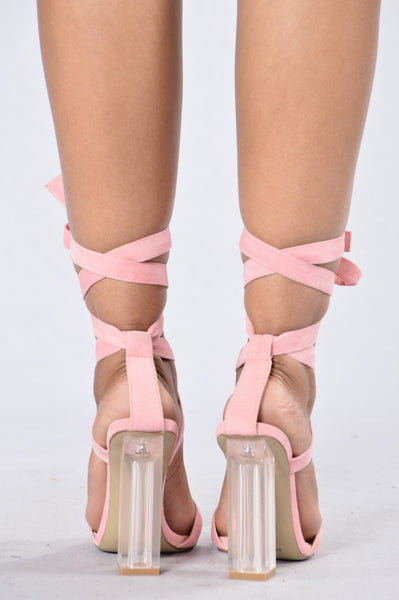 So Sleek Heel - Pink